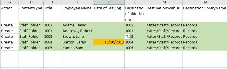 Excel_HR_DateOffLeaving